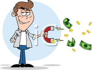 collecting-money-clipart-1