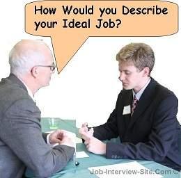 describe-your-ideal-job