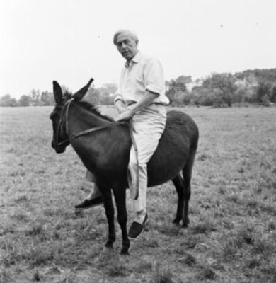 robert bresson donkey